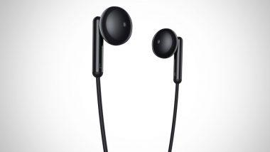 Realme Buds Classic ईअरफोन्स आजपासून विक्रीसाठी उपलब्ध; जाणून घ्या 500 पेक्षा कमी किंमतीत येणा-या या Earphones खास वैशिष्ट्ये
