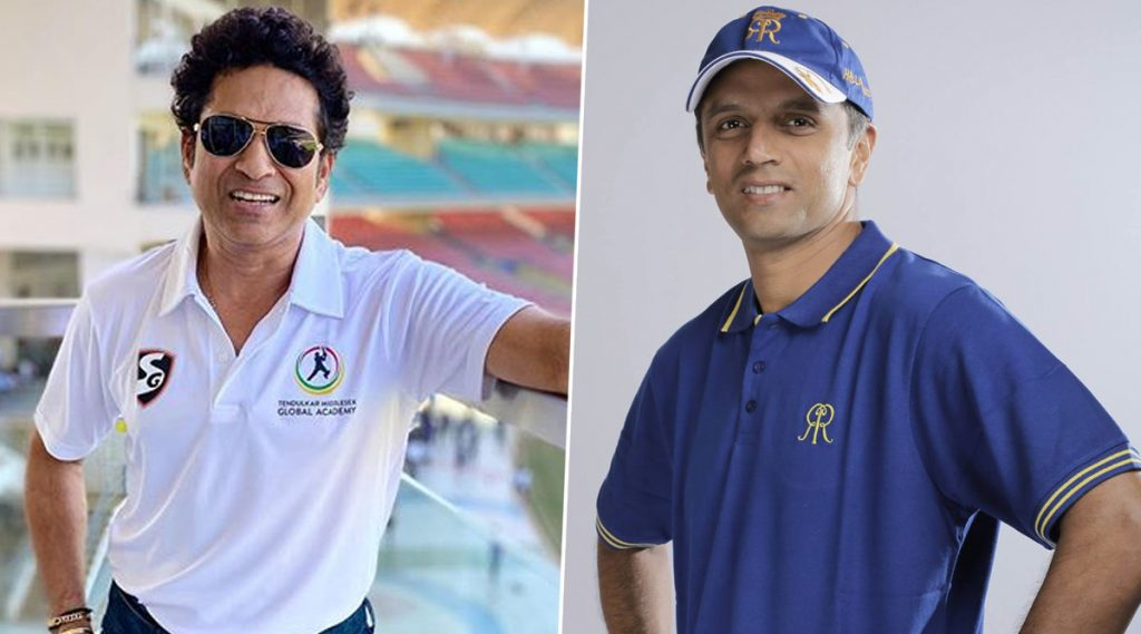 Sachin Tendulkar-Rahul Dravid: 'राहुल द्रविडच्या खेळाने अनेकदा सचिनला तेंडुलकरलाही झाकून टाकलं,' पाकिस्तानी क्रिकेटपटूने सचिन-द्रविडची तुलना करत केले महत्वाचे विधान