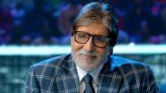 Amitabh Bachchan यांनी घेतला अवयवदानाचा निर्णय; सोशल मीडियावर चाहत्यांकडून कौतुकाचा वर्षाव