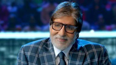 KBC 12 Promo: कोविड-19 च्या सेटबॅक नंतर 'कौन बनेगा करोड़पति 12' सह कमबॅक करण्यासाठी अमिताभ बच्चन सज्ज (Watch Video)