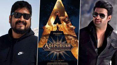 Adipurush चित्रपटात भगवान राम ची भूमिका साकारणा-या अभिनेता प्रभास च्या ट्रान्सफॉर्मेशनबाबत दिग्दर्शक ओम राऊत यांनी दिली 'ही' माहिती