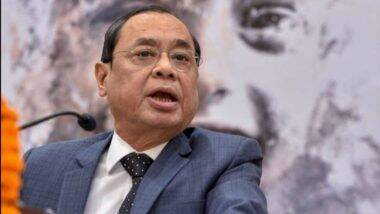 SC Chief Justice Ranjan Gogoi: सर्वोच्च न्यायालयाचे माजी मुख्य न्यायाधीश जस्टिस रंजन गोगोई यांना कोरोनाची बाधा झाल्याचे वृत्त चुकीचे