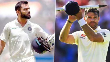 IND vs ENG 1st Test 2021: Virat Kohli याला पुन्हा नडला James Anderson, भोपळा फोडू न देता पहिल्या चेंडूवर दाखवला तंबूचा रस्ता, पाहा रोचक व्हिडिओ