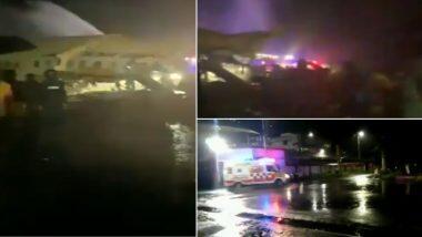 Air India Flight Accident: केरळच्या कोझिकोड येथे झालेल्या एअर इंडियाच्या विमान अपघातामध्ये 16 मृत्यू, 123 जखमी आणि 15 गंभीर जखमी; शोध व बचावकार्य पूर्ण