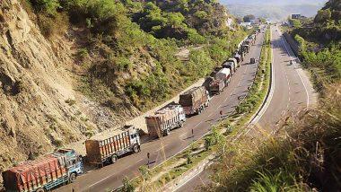Mumbai Goa Highway Traffic Updates: कोकणातील मुसळधार पावसामुळे मुंबई-गोवा महामार्ग ठप्प; वाहतूककोंडीमुळे चाकरमान्यांचे हाल