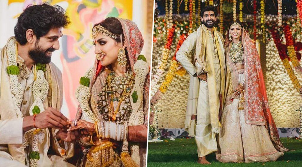 Rana Daggubati-Miheeka Bajaj Wedding Photos: राणा दग्गुबाती-मिहिका बजाज यांचा विवाहसोहळा संपन्न; पाहा या लग्नसोहळ्याचे टिपलेले सुरेख क्षण, Watch Photos