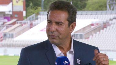 ENG Tour of PAK 2022: वसिम अक्रम यांनी इंग्लंडकडून उपकाराची परतफेड करण्याची केली मागणी, 2022 मध्ये पाकिस्तान दौरा करण्याची मागणी करत सुरक्षेचे दिले आश्वासन