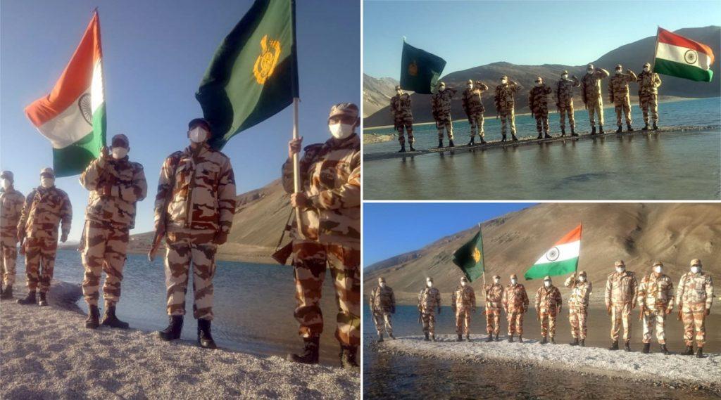 Independence Day 2020: लडाखच्या इंडो तिबेट सीमा जवानांनी 14,000 उंचीवर ध्वजारोहण करुन साजरा केला भारतीय स्वातंत्र्य दिन; Watch Video