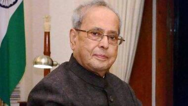 Pranab Mukherjee Health Update: माजी राष्ट्रपती प्रणब मुखर्जी अजुनही कोमात; व्हेंंटिलेटर वर उपचार सुरु