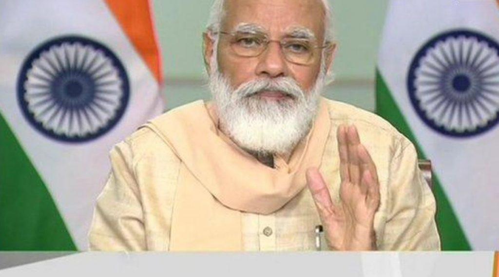 भारतातील कोरोना स्थितीवर नियंत्रण मिळवण्यासाठी पहिल्या 72 तासांत रूग्णाचं निदान करण्यावर भर द्या;  PM नरेंद्र मोदींच्या 10 राज्यांच्या मुख्यमंत्र्यांसोबतच्या बैठकीत सूचना