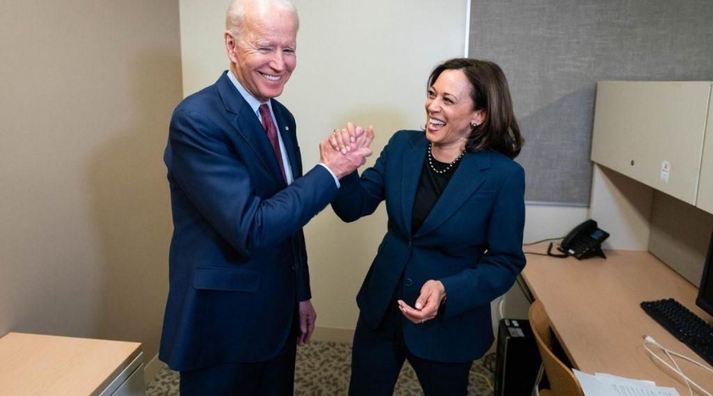 US Presidential Election 2020: Kamala Harris, भारतीय वंशाच्या सिनेटरची अमेरिकेच्या उपराष्ट्रपदी उमेदवार म्हणून निवड; Joe Biden यांची  घोषणा