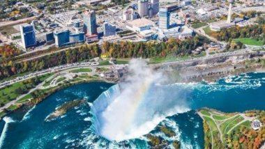 Indian Independance Day 2020 Celebration: कॅनडाच्या Niagara Falls वर फडकणार भारताचा तिरंगा; CN Tower, Toronto Sign  वरही 74 व्या स्वातंत्र्यदिनाचं सेलिब्रेशन