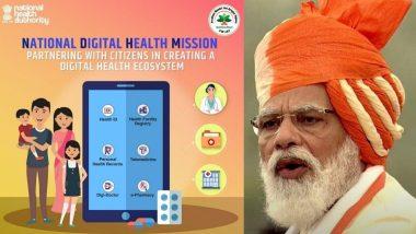 National Digital Health Mission: 74 व्या स्वातंत्र्यदिनी भारतात सुरू झालेल्या 'नॅशनल डिजिटल हेल्थ मिशन' ची जाणून घ्या वैशिष्ट्य!