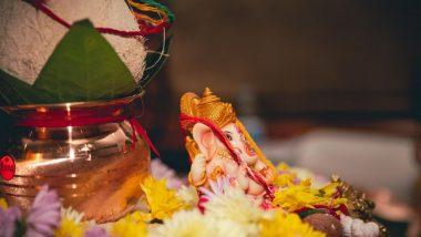Ganesh Chaturthi 2020 Pran Pratishthapana Muhurat: गणपती बाप्पाची प्राणप्रतिष्ठापना करण्याचा गणेश चतुर्थी 2020 चा मुहूर्त, पुजा विधी घ्या जाणून