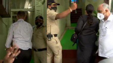 Sushant Singh Rajput Case: मुंबईतील  वांद्रे पोलिस स्थानकांत माहिती मिळवण्यासाठी पोहचली CBI टीम