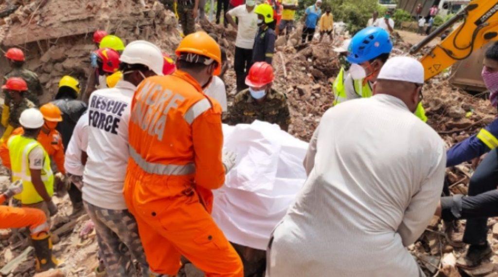 Raigad Building Collapse Death Toll: तारिक गार्डन इमारत दुर्घटनेमध्ये 9 जणांचा मृत्यू
