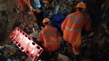 Raigad  Building Collapse:  तारिक गार्डन इमारत दुर्घटनेमध्ये मृतांचा आकडा 16; 36 तासांनंतरही बचावकार्य सुरू