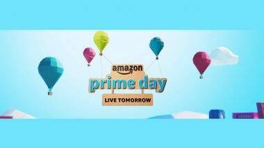 Amazon Prime Day Sale 2020 ला उद्यापासून सुरुवात; स्मार्टफोन्स, स्मार्ट टीव्ही आणि इतर इलेक्ट्रोनिक्स प्रॉडक्ट्सवर आकर्षक ऑफर्स
