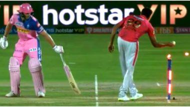 RR vs DC IPL 2021: Wasim Jaffer यांनी मजेदार Mankading मिम शेअर करत राजस्थानला दिली चेतावणी, पहा रॉयल्सची रिअक्शन (See Tweet)