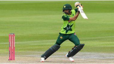 ENG vs PAK 1st T20: पाकिस्तानी कर्णधार बाबर आझमचामास्टर स्ट्रोक; विराट कोहली, आरोन फिंचची केली बरोबरी, 1500 टी-20 धावा करणारा ठरलासंयुक्त वेगवान फलंदाज