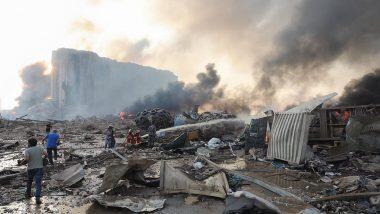Beirut Blast: बेरूत अपघातात झालेल्या मृतांची संख्या पोहोचली 100 वर, जवळजवळ 4000 जखमी