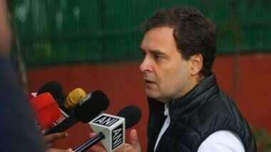 राहुल गांधींचा आरोप- भारतात Facebook, WhatsApp वर भाजपा-आरएसएसचे नियंत्रण आहे, पसरवतात खोट्या बातम्या आणि तिरस्कार