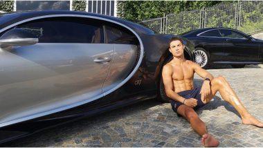 Cristiano Ronaldo Buys Bugatti Centodieci: अबब!क्रिस्टियानो रोनाल्डोने खरेदी केली जगातील सर्वात महागडी गाडी, किंमत जाणून पाहून तुम्हालाही घाम फुटेल