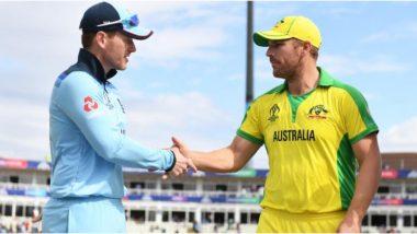 Australia Tour of England 2020: सप्टेंबर महिन्यात होणार इंग्लंड-ऑस्ट्रेलिया वनडे आणि टी-20 मालिका; ऑस्ट्रेलियाच्या21 सदस्यीय संघाची घोषणा, जाणून घ्या पूर्ण शेड्युल