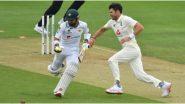 ENG vs PAK 2nd Test Day 2: दुसऱ्या दिवशीही पावसाने केला खोळंबापणमोहम्मद रिझवानच्या अर्धशतकाने इंग्लंडच्या आणले नाकीनऊ, पाकिस्तानचा स्कोर 223/9