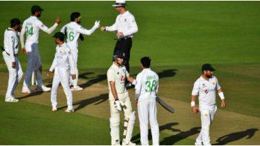 ENG vs PAK 2nd Test: इंग्लंड-पाकिस्तानसाऊथॅम्प्टन टेस्ट अनिर्णित, इंग्लंडची मालिकेत1-0 नेआघाडी