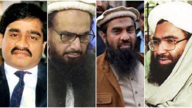 दाऊद इब्राहिम, हाफिज सईद, मसूद अजहर यांच्यावर प्रतिबंद; FATF 'ग्रे लिस्ट' मधून बाहेर येण्यासाठी पाकिस्तानची धडपड
