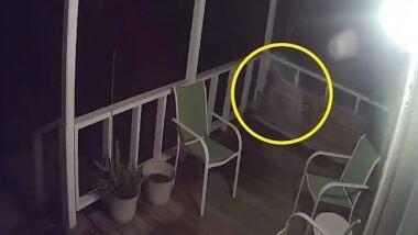 Daughter Spots Father's Ghost: मुलीला दिसला आपल्या वडिलांंचा आत्मा? कॅमेर्यात कैद झालेला हा अमानवी प्रकार पाहा (Watch Video)