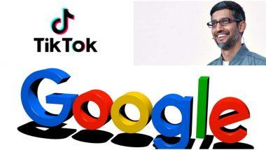 TikTok खरेदी करण्याबाबत गूगलचा विचार काय? सुंदर पिचाई यांनी स्पष्ट केली भूमिका