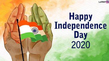 Independence Day 2020 Quotes & Slogans: लोकमान्य टिळक, महात्मा गांधी यांच्यासह या महान राष्ट्रपुरूषांची घोषवाक्य WhatsApp, Facebook च्या माध्यमातून शेअर करून साजरा करा भारताचा स्वातंत्र्यदिन!