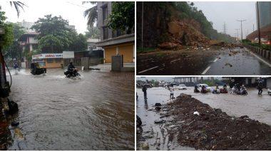 Maharashtra Rain Updates: मुख्यमंत्री उद्धव ठाकरे यांच्याकडून प्रशासनाला सतर्कतेच्या सूचना, नागरिकांना कारणाशिवाय घराबाहेर न पडण्याचे अवाहन