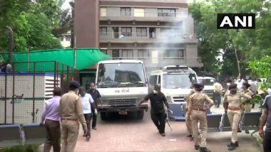 Gujarat Hospital Fire Update: अहमदाबाद येथील कोविड हॉस्पिटल  श्रेय रूग्णालयाला आग; 8 जणांना मृत्यू
