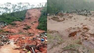 Idukki Landslide: केरळच्या इडुक्की भूस्खलनातील मृत्यूंची संख्या पोहोचली 48 वर; मुसळधार पावसासाठी रेड अलर्ट जारी
