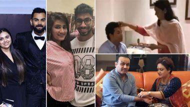 Raksha Bandhan 2020: एमएस धोनी-जयंती गुप्ता, विराट कोहली-भावना ते जसप्रीत बुमराह-जुहिका, टीम इंडिया खेळाडूंच्याबहिणी ज्यांनी नेहमी आपल्या भावांना दिली साथ(See Photos)