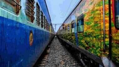 Maharashtra Rains: अतिवृष्टीमुळे रेल्वे वाहतुकीत मोठे बदल; 48 ट्रेन्स पूर्णपणे रद्द