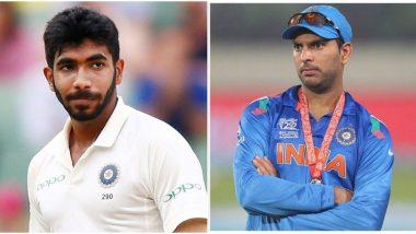 Yuvraj Singh Challenges Jasprit Bumrah: 'तू किमान 'इतक्या' विकेट्स तरी घे', जिमी अँडरसनच्या 600 टेस्ट विकेटनंतर युवराज सिंहचे जसप्रीत बुमराहला चॅलेंज