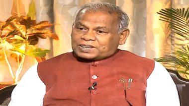Bihar Assembly Election 2020: बिहारचे माजी मुख्यमंत्री जीतन राम मांझी यांनी सोडली महागठबंधनची साथ