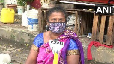 मुंबई: भर पावसात 7 तास उभे राहून वाहनांना दिशा दाखवणाऱ्या कांता मुर्ती यांना BMC अधिकाऱ्यांचा दणका (Watch Video)
