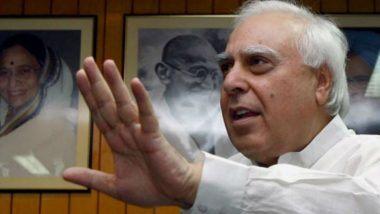 CWC Meeting: 'राहुल गांधी यांनी पत्र लिहणार्या 23 नेत्यांचे भाजपासोबत संगनमत' वक्तव्य केलं नसल्याचे स्वतः कळवल्याने ट्वीट मागे - कपिल सिब्बल यांचं स्पष्टीकरण