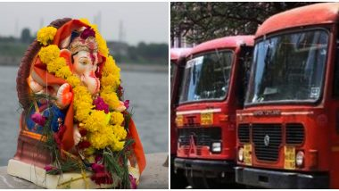 Konkan Ganeshotsav 2020: गणेशोत्सवासाठी कोकणात जाण्यासाठी ई-पास आवश्यक नाही, क्वारंटाइन कालावधी केवळ 10 दिवसांवर