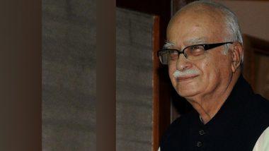 Ram Mandir Bhumi Pujan:  लालकृष्ण आडवाणी  यांची राम मंदिर भूमिपूजन कार्यक्रमाबाबत भावनिक प्रतिक्रिया म्हणाले..