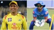 CSK vs DC IPL Dream11 Team: एमएस धोनी की रिषभ पंत? सीएसके आणि दिल्ली कॅपिटल्स आयपीएल सामन्याच्या ड्रीम11 मध्ये कोणत्या विकेटकीपरची कराल निवड?