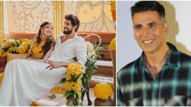 Rana Daggubati And Miheeka Bajaj's Wedding: खिलाडी अक्षय कुमार ने लग्नाच्या बेडीत अडकणा-या राणा दग्गुबाती आणि मिहिका बजाज ला आपल्या विनोदी अंदाजात दिल्या हटके शुभेच्छा, पाहा ट्विट