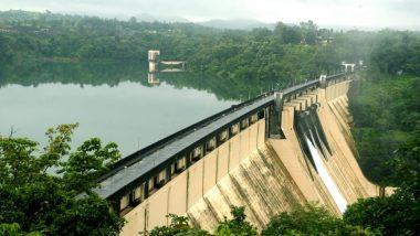 Modak Sagar Dam: मुंबई शहराला पाणीपुरवठा करणारा मोडकसागर तलाव पूर्ण क्षमतेने भरला, वैतरणा धरणाचे 2 दरवाजे उघडले
