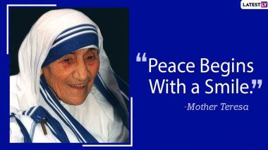 Mother Teresa Birth Anniversary: मदर टेरेसा यांनी भारताला आपली कर्मभूमी कशी निवडली?