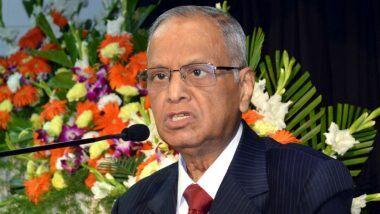 भारताचा GDP Growth कोरोना संकटामुळे स्वातंत्र्यानंतरचा निच्चांकी स्तरावर पोहचण्याची भीती: N R Narayan Murthy